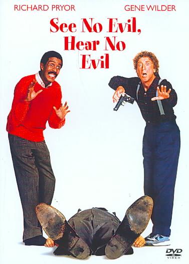 SEE NO EVIL HEAR NO EVIL BY PRYOR,RICHARD (DVD)
