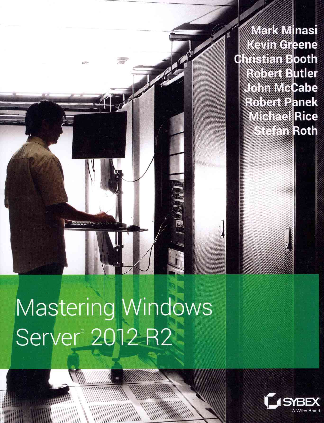 Mastering Windows Server 2012 By Minasi, Mark